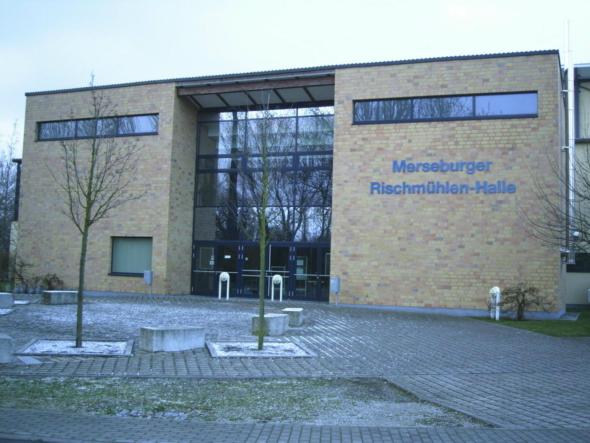 Foto der Merseburger Rischmühlenhalle