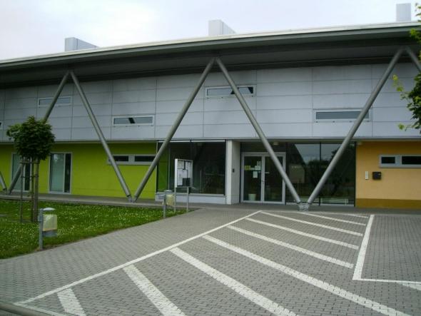 Sporthalle Leuna